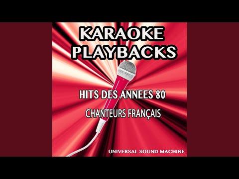 Elle Voulait Revoir Sa Normandie (Karaoke Version) (Originally Performed By Gérard Blanchard)