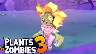 Plants vs. Zombies 3 - Gameplay Walkthrough Part 5 - Blockbuster VS Mega-Glitter Zombie