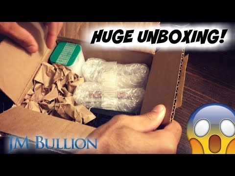 My Biggest Unboxing Ever!