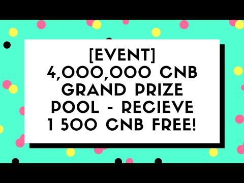 4,000,000 CNB Grand Prize Pool на Bithumb - Получите до 15 000 CNB Бесплатно! / Криптовалюта Free