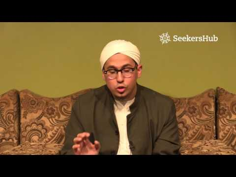 Giving Life to the Night of the 15th of Shaaban and Its Virtues - Ustadh Amjad Tarsin