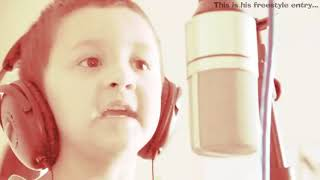 Mic ILL 3 Year Old Skylander Boy Rapping @destorm Watch Me 2012 Contest Entry