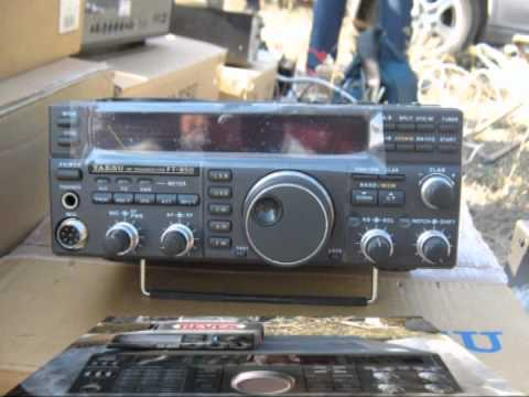 Радиолюбительский рынок.Radio The Market .avi