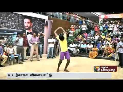 Tamiln youth creates World record