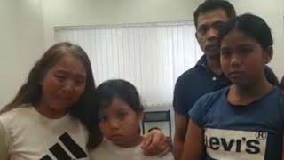 """""""אני לא מכירה אף אחד בפיליפינים"""": מאורין ומיקה יגורשו מהארץ"""
