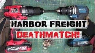 BOLTR Harbor Freight Bauer vs. Hercules THERE WILL BE SMOKE