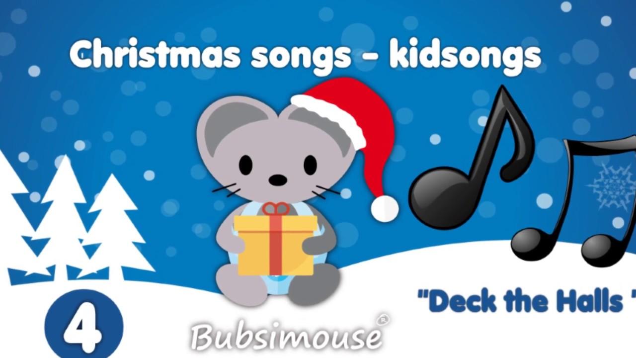 Christmas Songs Kidsongs Deck The Halls Nursery Rhymes