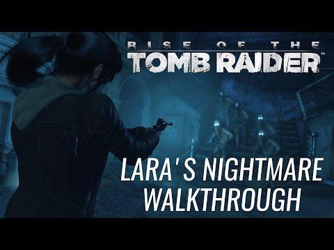 Rise Of The Tomb Raider 20th Anniversary Gameplay Lara S