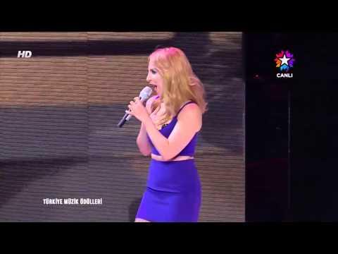 Sertab Erener - Türkiye Müzik Ödülleri / Öylede Güzel Böylede Güzel