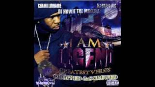 Chamillionaire - Turn My Swag On [Chopped & Screwed by DJ Howie]