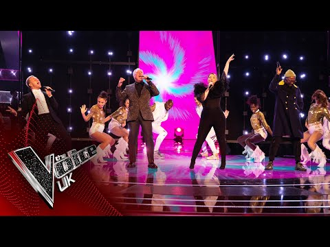 The Coaches' 'I've Got the Music in Me' | The Voice UK 2020