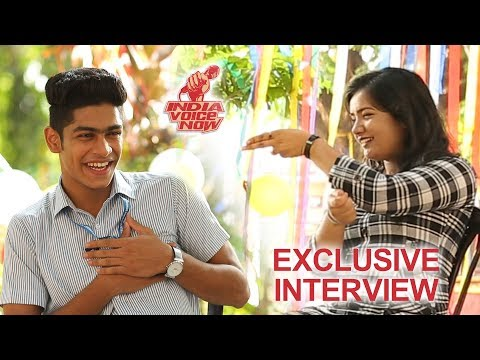 Roshan Abdul Rahoof Exclusive Interview ||Oru Adaar Love||  ByJhansi Rathod