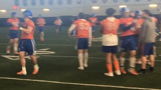 Boise State football spring practice No. 2 - March 4, 2019