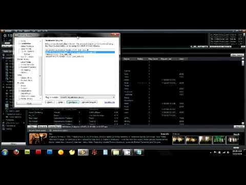 Alienware AlienFX winamp plugin tutorial