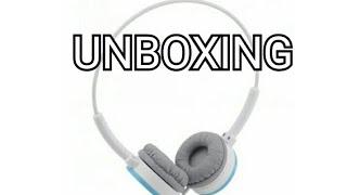 Unboxing Salar Bass EM300 headset headphone