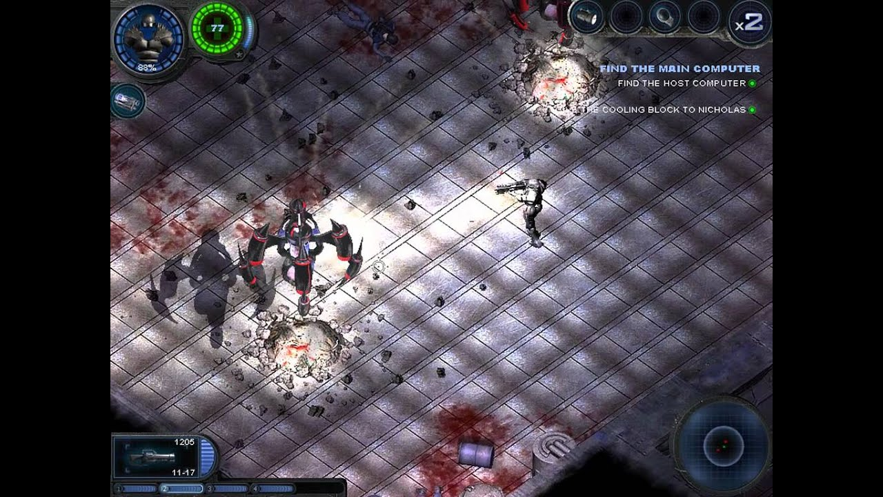 alien shooter vengeance free download full version pc