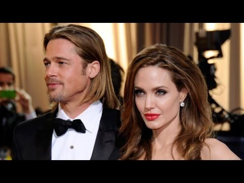 Angelina Jolie and Brad Pitt have filed divorced papers