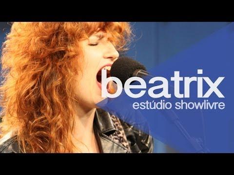"""""""Sonora"""" - Beatrix no Estúdio Showlivre 2013"""