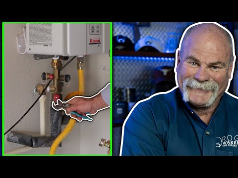 How To Flush A Tankless Water Heater The Easy Way