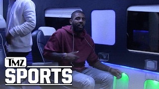KYRIE IRVING BUMMED OUT BLUE DEVIL 'I Wanted Duke To Go All The Way' | TMZ Sports