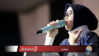 Download lagu Sabyan Qomarun MP3