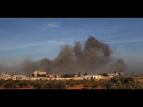 60 غارة على إدلب.. والنظام يمهد لعملية باتجاه أوتوستراد حلب – اللاذقية  - نشر قبل 36 دقيقة
