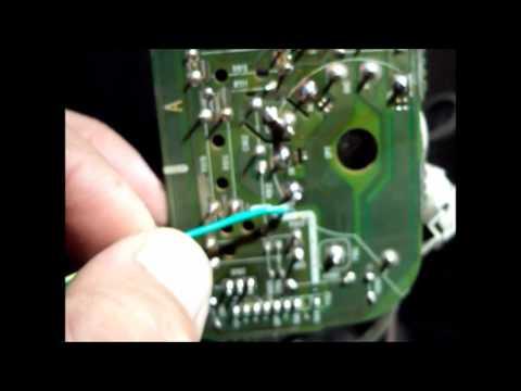 Probar TRC (Cátodos RGB) - Test TRC (RGB Cathodes)