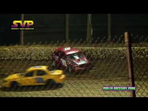 King of the Compacts   Fast Car Dash   2 B Mains   Moler Raceway Park   Aug. 26, 2016