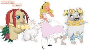 Animal Jam | If Disney Characters Were In Animal Jam