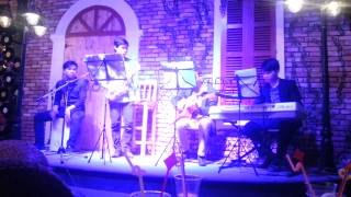 [Cho thuê ban nhạc 0915.561.528] Boulevard guitar không lời Trần Diện - Hạ Trắng Band