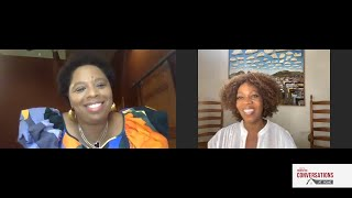 Conversations with Alfre Woodard of CLEMENCY and Black Lives Matter Co-Founder Patrisse Cullors