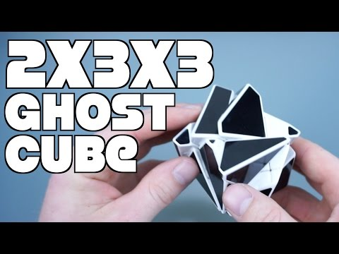2x3x3 Ghost Cube Review | VirustCube