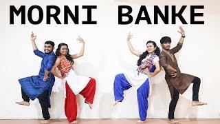 Morni Banke Dance Choreography | Guru Randhawa | Badhaai Ho | Ayushmann K, Sanya M | Akshay Bhosale