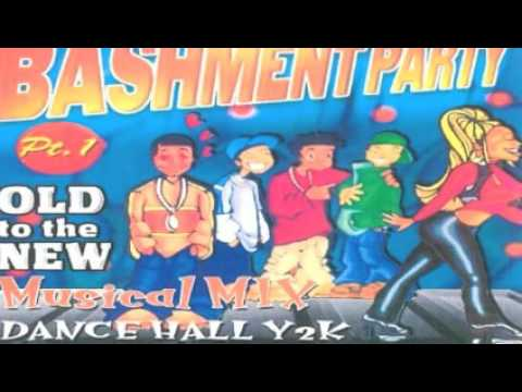 OLD SCHOOL REGGAE MIX 2000 80'S 90'S BASHMENT PARTY OLDIES DANCEHALL MIX