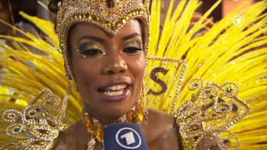 Karneval in Rio: Hommage an Deutschland