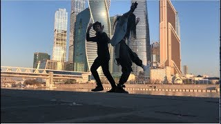 Девушка В Носке Испортила Лезгинку 2019 ALISHKA LANA (Москва сити)