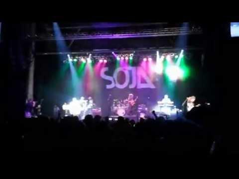 SOJA - Shadow (Live On Long Island) @ The Paramount, Huntington, NY 7/15/15