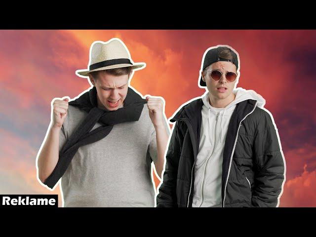 Bryd ud af boksen - Mika & Tobias