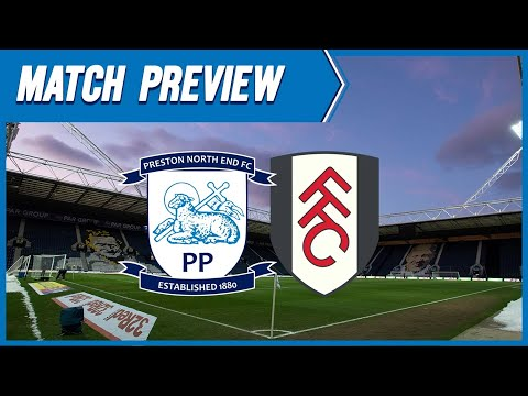PRESTON V FULHAM LIVE Match Reaction Watch Along Stream - Championship Football
