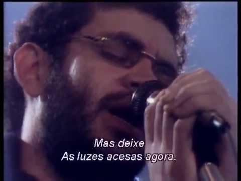 Legião Urbana - Tempo Perdido   Ao vivo (legendado)