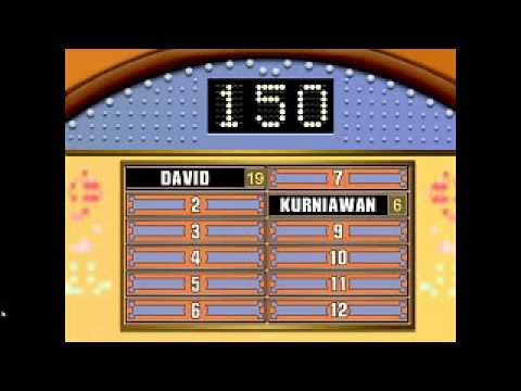 Family Feud Pesentation Software  Game Indonesia Version  Youtube