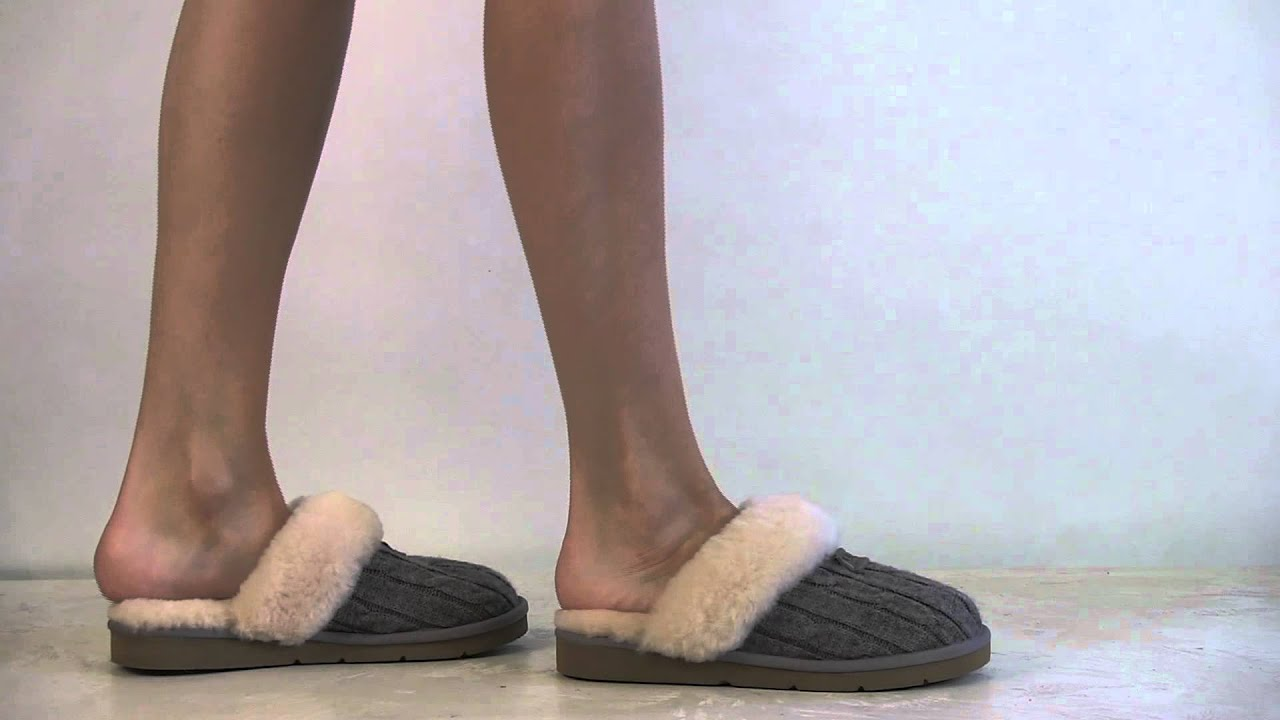 Footcandy Shoes Ugg Cozy Knit Youtube