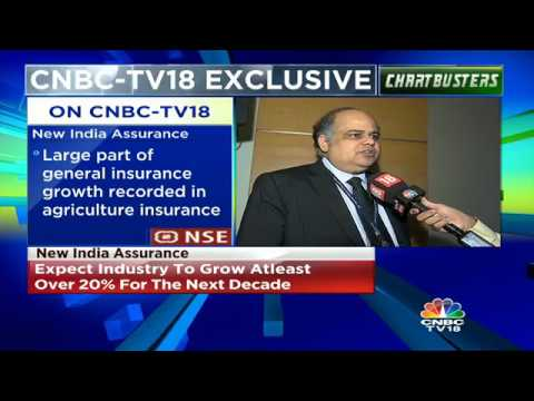 Targeting Total Premium Of Rs 25,000 Cr In FY18: New India Assurance
