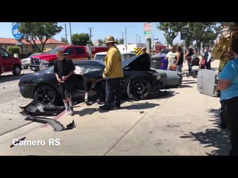Car Meet GONE WRONG - Crashes, Fails, and More! #10 - FNF