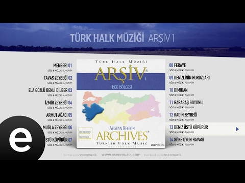 Deniz Üstü Köpürür (Türk Halk Müziği) Official Audio #denizüztüköpürür #türkhalkmüziği