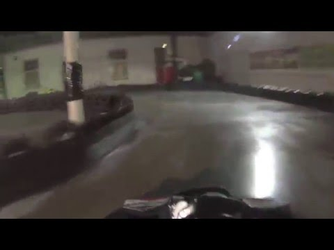 Steel and Metal Industries team karting challenge 23-02-2016 Full HD