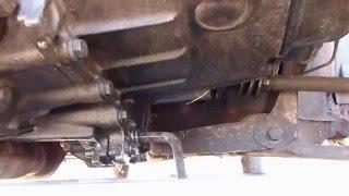 Comment faire une vidange de boite sur Citroën AX