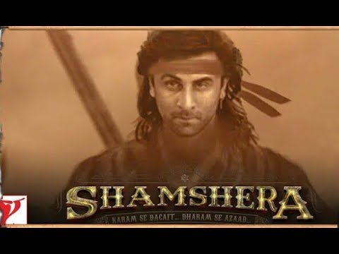 SHAMSHERA__2020_Official Trailer__First Look__Ranbir ...