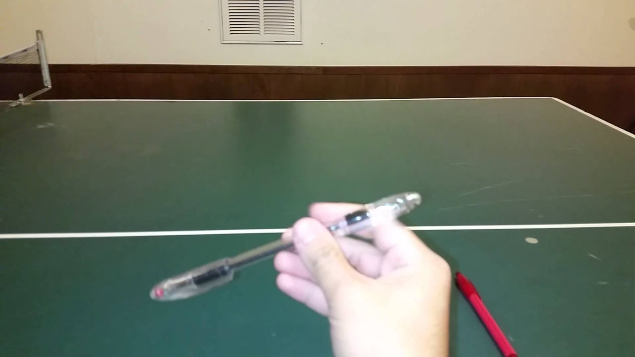 pen tricks for beginners