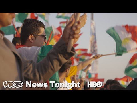 Inside The Kurdish Referendum For Independence (HBO)